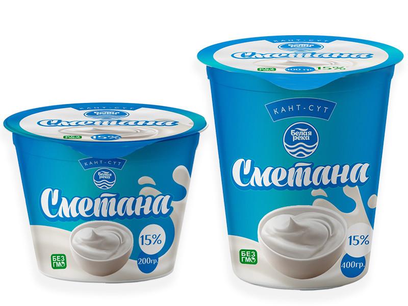 Sour cream 15%