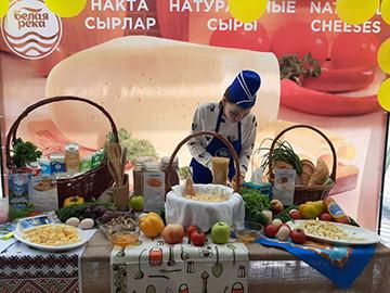 Сыр фестивалыда биринчи орун!